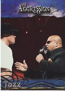2003 WWE Aggression Tazz 74