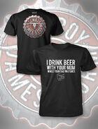 James Storm I Drink Beer T-Shirt