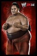 WWE2K14 yokozuna CL
