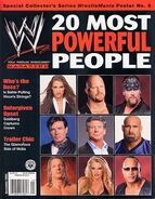 WWE Magazine December 2003