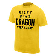 Ricky The Dragon Steamboat Vintage T-Shirt