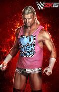 WWE 2K15 Dolph Zigger