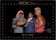 1991 WCW Collectible Trading Cards (Championship Marketing) No It's Mine 67