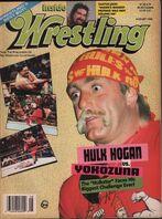 Inside Wrestling - August 1993