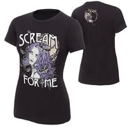 Paige Scream For Me Women's Authentic T-Shirt