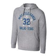 WrestleMania 32 Grey Youth Pullover Hoodie Sweatshirt