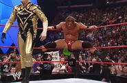 RAW 3-17-03 Goldust v Triple H -2
