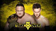 NXT Revenge Joe v Balor