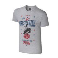 WrestleMania 32 Rodeo Vintage T-Shirt