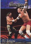 2003 WWE Aggression Al Snow 21
