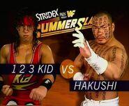 SS 95 123 Kid v Hakushi