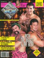WCW Magazine - November 1991