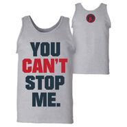 John Cena You Can't Stop Me Tank Top