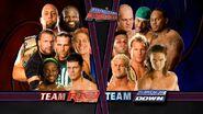 Team SmackDown vs Team RAW