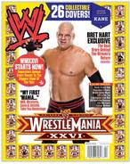 Kane Magazine WWE