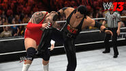Kevin wwe 13