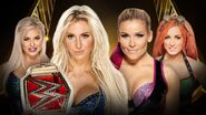 MITB 2016 Diva Tag Team Match