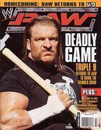 Raw Magazine Nov 2005