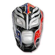 Rey Mysterio Black, Red & Blue Replica Mask
