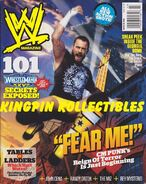 WWE Magazine March 2011
