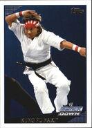2009 WWE (Topps) Kung Fu Naki 65