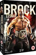 Brock Lesnar - Eat Sleep Conquer Repeat
