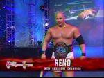 Reno WCW Hardcore