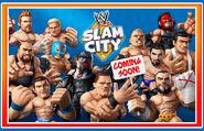 WWE Slam City (Toy line)