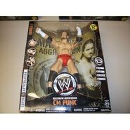 CM Punk Maximum Aggression Series 1