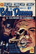El Increìble Blue Demon 25