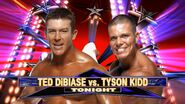 Ted Dibiase vs Tyson Kidd