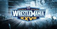 WrestleMania XXVII (2011) Logo
