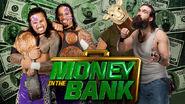 MITB 2014 Tag title match