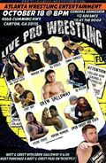 AWE Jimmy Rave Appreciation Night poster