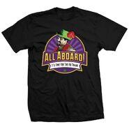 All Aboard T-Shirt