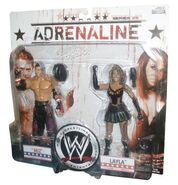 WWE Adrenaline Series 29 The Miz & Layla