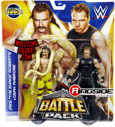 WWE Battle Packs 30 Jake Roberts & Dean Ambrose