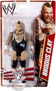 WWE Series 27 Brodus Clay
