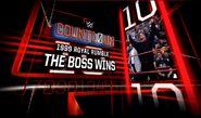 Top Royal Rumble Moments 4