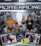 WWE Adrenaline Series 16 Batista & John Bradshaw Layfield