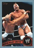 2011 WWE (Topps) David Hart Smith 70