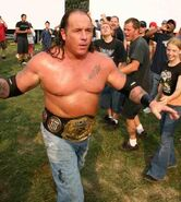 John Zandig CZW World