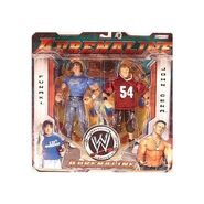 WWE Adrenaline Series 11 John Cena & Funaki