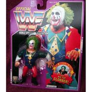Doink the Clown Hasbro