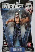TNA Deluxe Impact 8 Sting