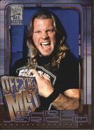 2002 WWF All Access (Fleer) Chris Jericho 70