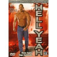 Stone Cold - Hell Yeah. DVD