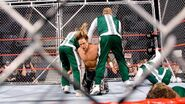 RAW HBK V The Spirit Squad Steel Cage match 3-13-06