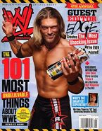 WWE Magazine May 2010