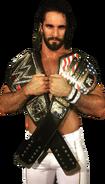 Seth Rollins 1 cut by Danger Liam